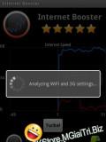 Internet Speed Up Booster 3.3 – Tăng tốc mạng điện thoại Android