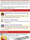 UC Browser Tiếng Việt 9.0.2 – Duyệt web/ wap siêu đỉnh cho Android