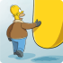 The Simpsons™ hack : Tapped Out – Xây dựng thành phố trên Android