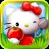 Hello Kitty's Garden HD v1.0.1 mod tiền – Game nông trại của mèo cho Android