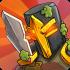 Monster Wars – Game RPG đi cảnh đánh quái hay cho Android
