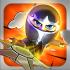 Ninja Chaos mod [v1.2] – Game ninja hỗn loạn HD cho Android