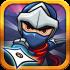 Angry Ninja mod tiền – Game Ninja nổi giận cho Android