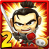 Samurai vs Zombies Defense 2 HD v2.1.0 mod tiền cho Android