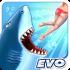 Hungry Shark mod tiền & kim cương cho Android 2.3