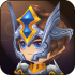 Castle Master 3D v1.09 mod coins gems – Game công thành cho Android