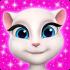 My Talking Angela HD mod tiền – Game cô mèo dễ thương cho Android