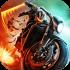 Death Moto 3 HD mod tiền – Game đua xe chém nhau cho Android