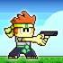 Dan The Man mod vàng (coins) – Game đi cảnh đánh nhau cho Android
