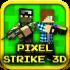 Pixel Strike 3D mod tiền – Game bắn súng 8 bit chất lượng cho Android
