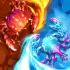 Crab War HD mod tiền (gems) – Game Cua Chiến Tranh cho Android