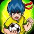 Soccer Heroes v1.2.1 mod tiền – Game anh hùng bóng đá cho Android
