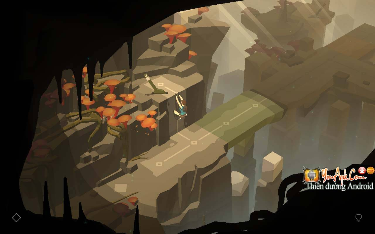 Tải Game Lara Croft GO HD v2.0.53878 Hack Unlooked