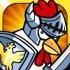 Chicken Warrior v1.0.8 mod vàng – Game gà đánh nhau cho Android