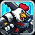 Chicken Warrior 2 v1.0.5 mod tiền không giới hạn mới nhất cho Android