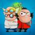 """Rube's Lab HD mod kim cương – Game """"hại não"""" đỉnh cho Android"""