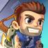 Jetpack Joyride HD mod tiền – Game phiêu lưu bắn súng cho Android