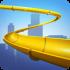 Water Slide 3D mod tiền – Game Thang Trượt Nước cho Android