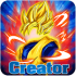Create Dragon Z Saiyan Warrior HD mod tiền cho Android