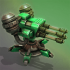 Tower Defense Generals TD v1.1.8 mod tiền – Game thủ thành đẹp cho Android