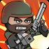Doodle Army 2 Mini Militia mod tiền & mở khoá nhân vật cho Android