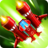 Galactic Attack Alien mod tiền – Game bắn máy bay 3D cho Android