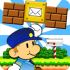 Mail Boy Adventure v1.06 hack lives – Game Mario đưa thư cho Android
