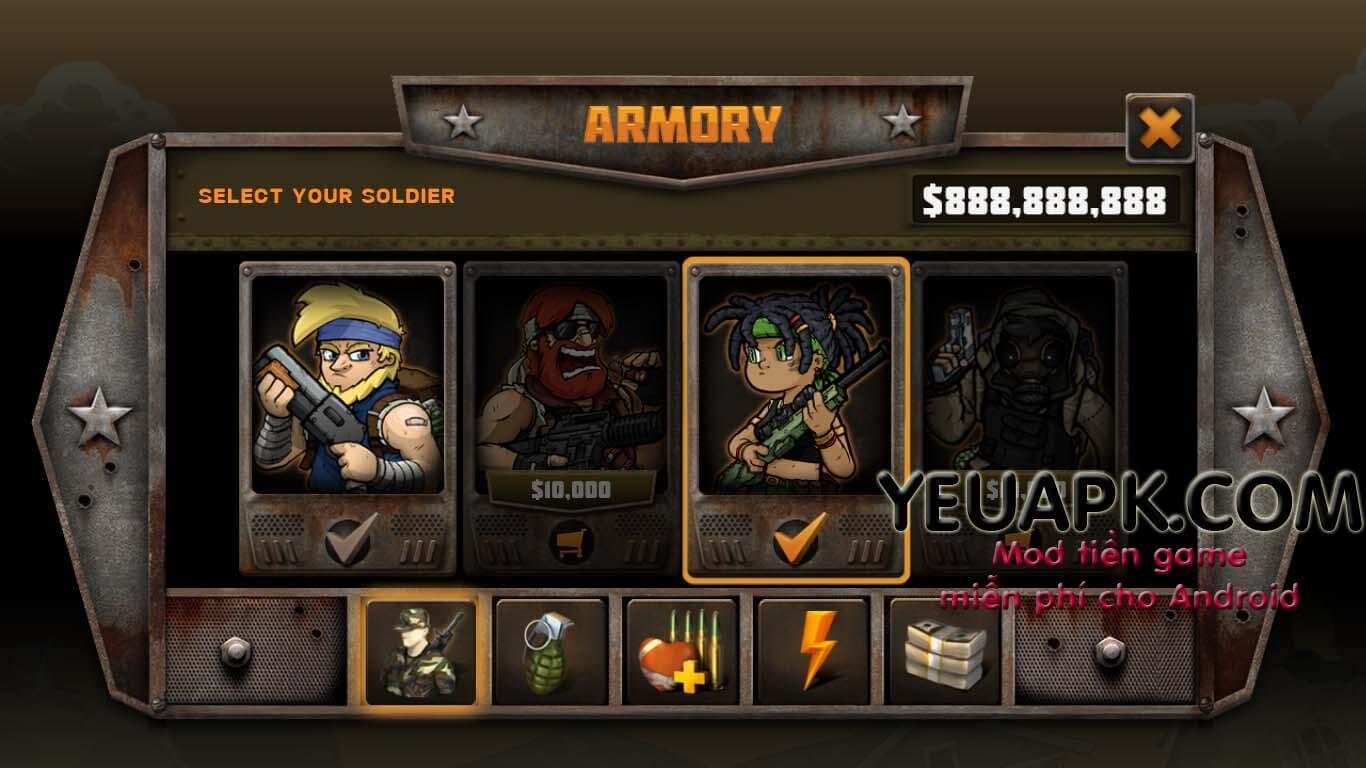 Rambo 3 Hacked