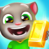 Talking Tom Gold Run mod gold & xoá ads cho Android