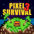 Pixel Survival Game 3 mod gems – Game sinh tồn 8 bit cho Android