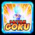 Saiyan Goku Tap Super Z mod vàng & ngọc rồng cho Android
