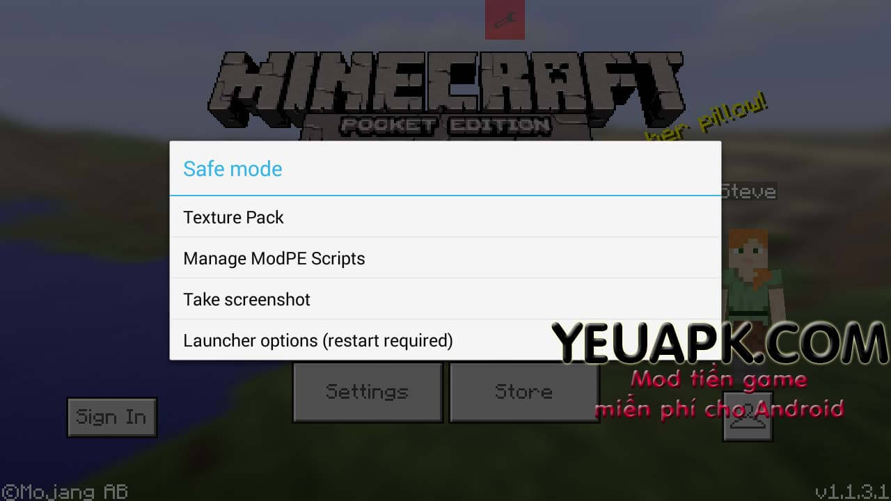 BlockLauncher Pro [Paid] – Công cụ mod Minecraft cho Android
