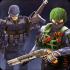 Alien Shooter TD mod kim cương (gems) – Game phòng thủ cho Android