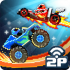 Drive Ahead mod tiền – Game đấu xe 2 người cho Android
