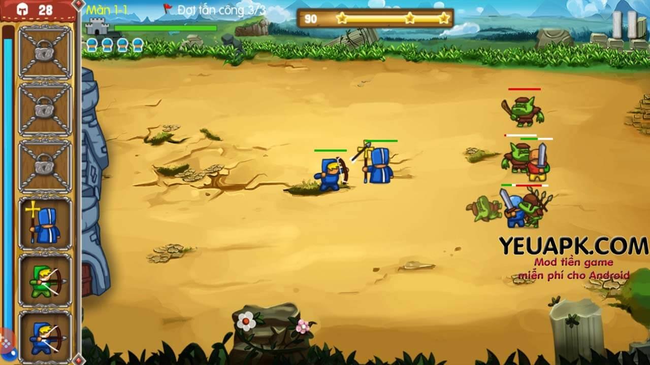 frontier warrior mod apk 2.2.2
