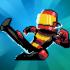 Chroma Squad mod tiền – Game siêu nhân 8 bit cho Android
