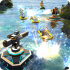 Naval Storm TD mod dầu – Game phòng thủ đẹp cho Android