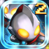 Ultraman Rumble 2 mod tiền money & vip cho Android