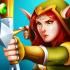 Defender Heroes mod vàng và kim cương (coins gems) cho Android