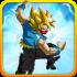 Goku Saiyan Battle mod tiền vàng (coins) cho Android