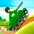 Hills of Steel mod kim cương (gems coins) – Game bắn xe tăng cho Android
