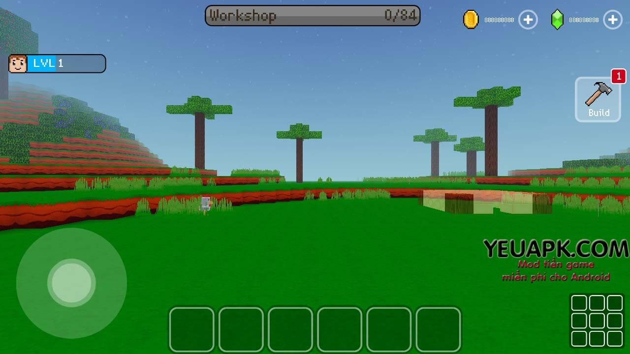 download block craft 3d hack gems