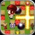 Bomber Adventure mod vàng (gold) – Game Đặt Bom Phiêu Lưu Ký cho Android