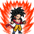 Hỗn chiến Siêu Xayda mod – Game Super Saiyan Heroes cho Android