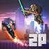 Super Hero Fight Club mod tiền – Game anh hùng ma thuật cho Android