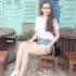 [10] Tổng hợp ảnh gái Việt đùi thon gọn, quần ngắn