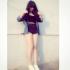 [9] Tổng hợp ảnh gái Việt đùi thon gọn, quần ngắn