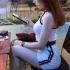 [14] Tổng hợp ảnh gái Việt đùi thon gọn, quần ngắn