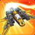 Idle Space mod tiền – Game bắn máy bay tên lửa cho Android