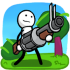 One Gun Stickman mod tiền (coins) – Game bắn súng người que cho Android